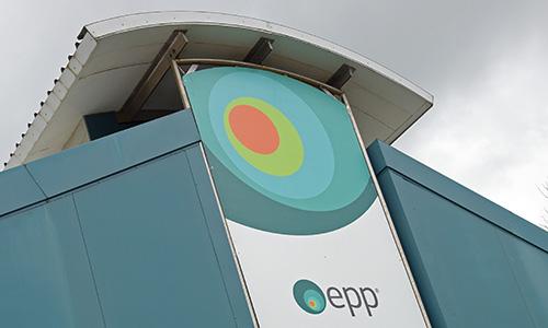 A photograph of the EPP environmental centre