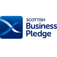 Scottish Business Pledge Logo