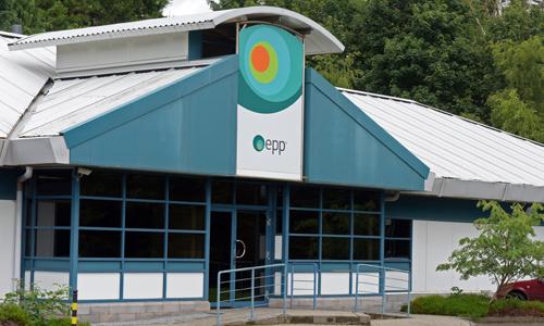 EPP Environmental sciences environmental centre at Bush Estate